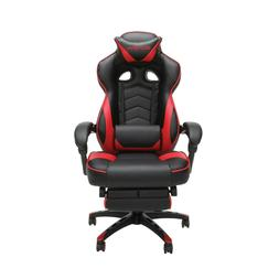 110 racing gaming chair reclining ergonomic leather