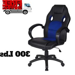 300 Lbs - Gaming Chair Executive Ergonomic Office Computer R
