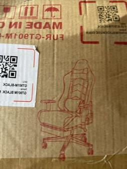 Big And Tall Gaming Chair With Footrest Heavy Duty Adjustabl