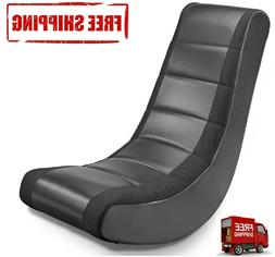 The Crew Furniture Classic Video Rocker Gaming Chair - Black