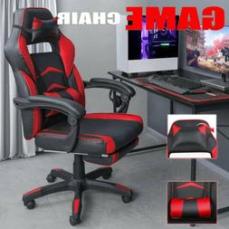 Ergonomic Gaming Chair Office Computer Gamer Chair with Head