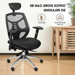 Ergonomic High Back Office Mesh Chair Executive Office Compu