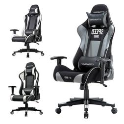 Executive Racing Style High Back Gaming Chair Reclining Chai