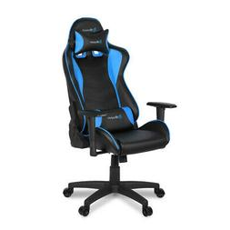 Arozzi Forte-Blue Forte Gaming Chair Blue Reclining Rocking