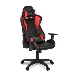 Arozzi Forte-Red Forte Gaming Chair Red Reclining Rocking Co