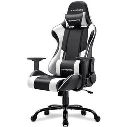 GTRACING Gaming Chair Massage Office Computer Chair Reclinin