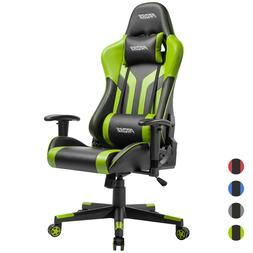 Gaming Chair Office 180° Recliner Racing Style  Computer Se