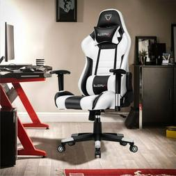 Furgle Gaming Chair Office Executive Racing Chair Leather Co