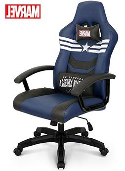 Licensed Marvel Gaming Racing Chair Executive Office Desk Ta