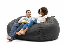 Giant Bean Bag Chair Lounger Adult Big Xxl Oversized Large S
