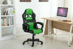 High Back Racing Style Bucket Seat Gaming Chair Swivel Offic