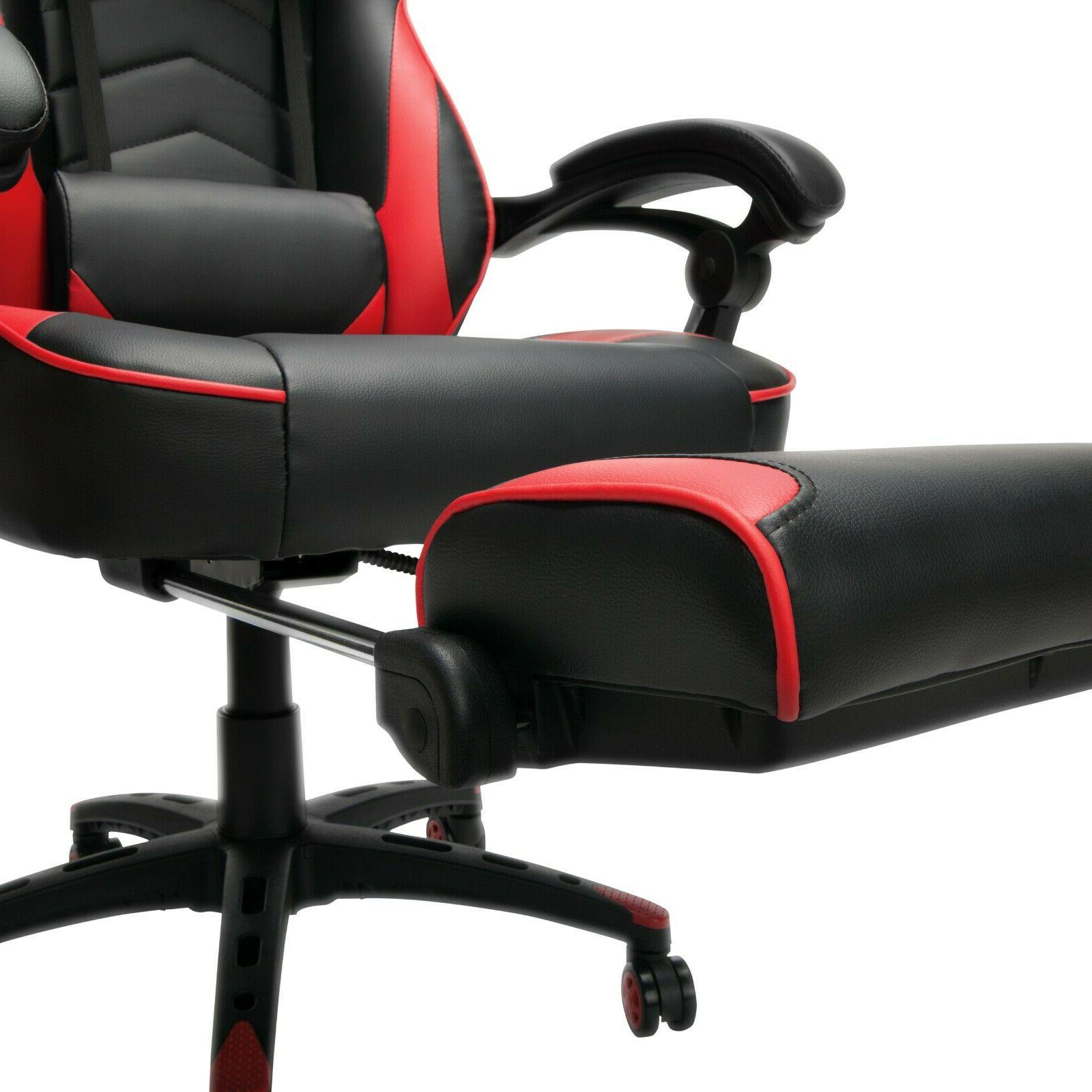 RESPAWN Racing Gaming Chair W/Foot