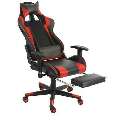 180° Footrest Gaming Chair