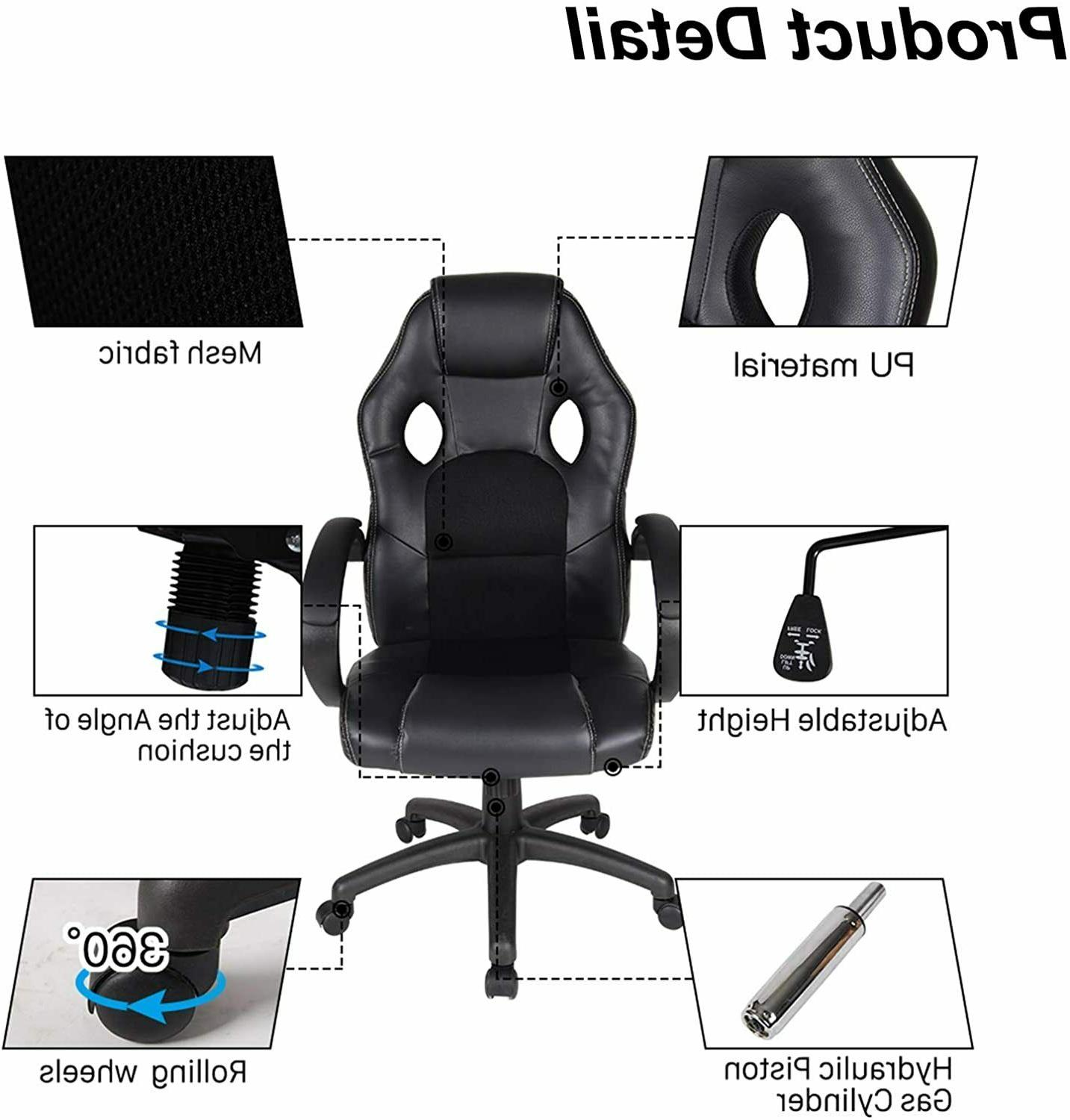 300 Gaming Executive Office Computer Racing Style