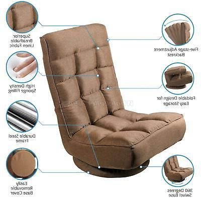 360 Swivel Chair Positions
