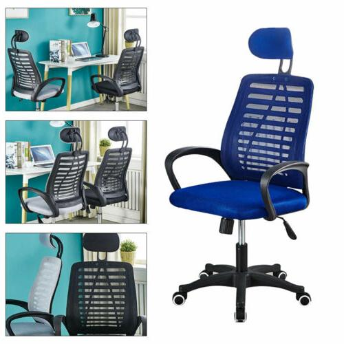 Adjustable Office Chair Home Desk Chair Rolling Swivel