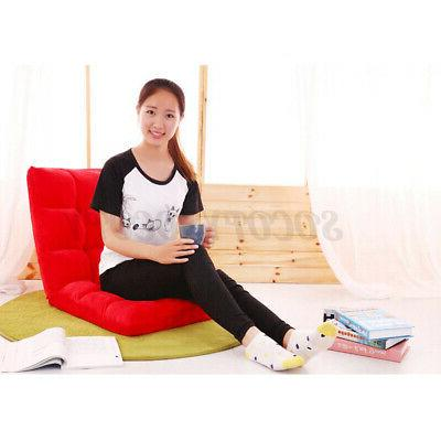 Adjustable Chair Lounger Sofa Kids Lazy Seat