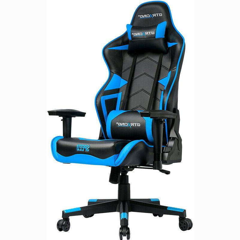 big and tall 300lb massage gaming chair
