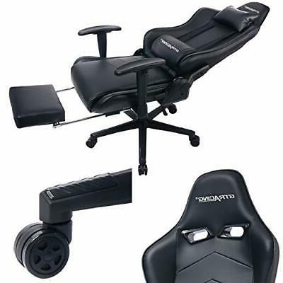 Big Chair With Footrest Duty Recliner