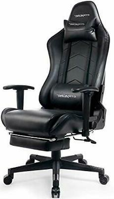Big And Chair With Footrest Heavy Duty
