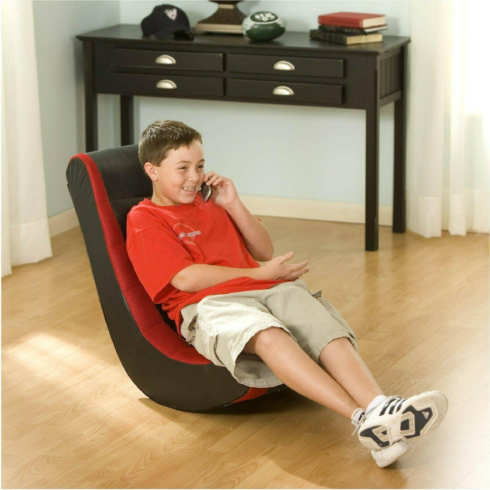 The Crew Furniture Video - Black/Red