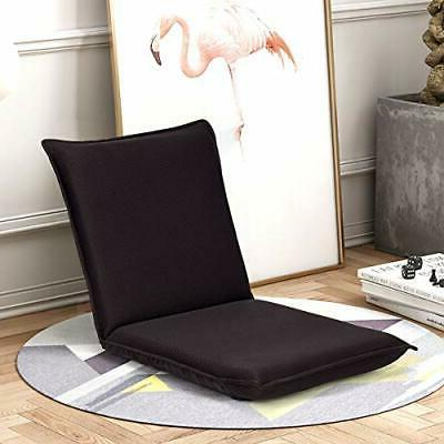 Floor Sofa Chair Meditation Gaming Chairs with Back