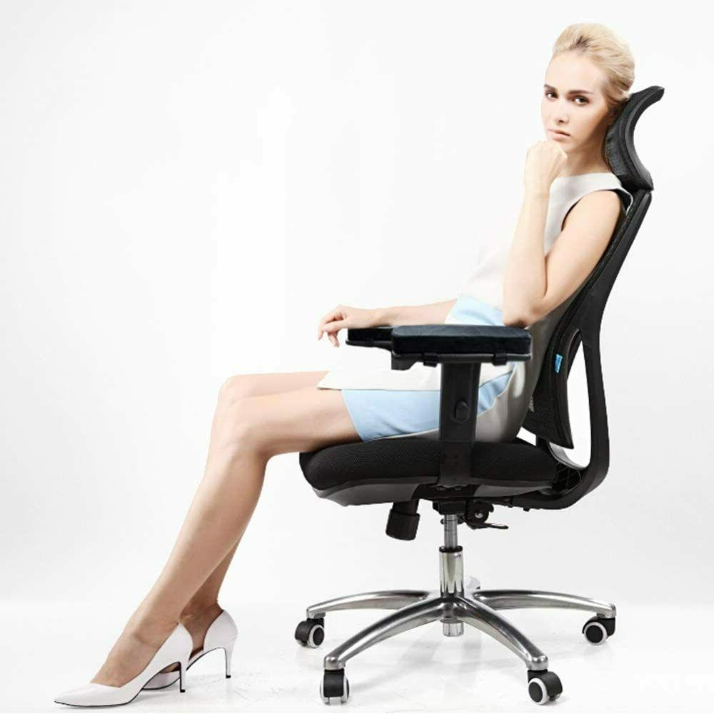 Gaming Chair Armrest Pads Wheelchair Office Seat