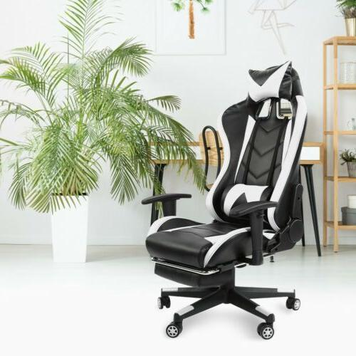 Gaming Home Computer Desk Swivel Chairs with