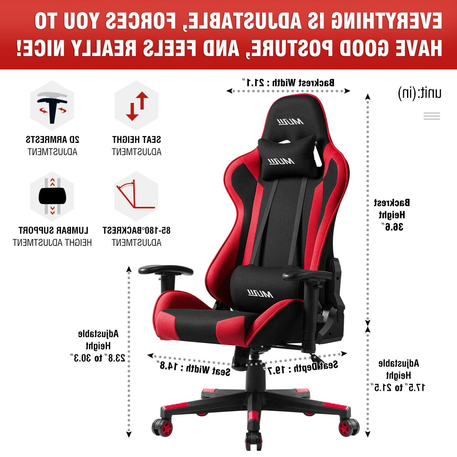 Gaming Chair Seat Desk Chair