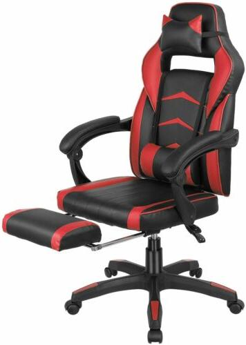 gaming chair racing computer office chair pu