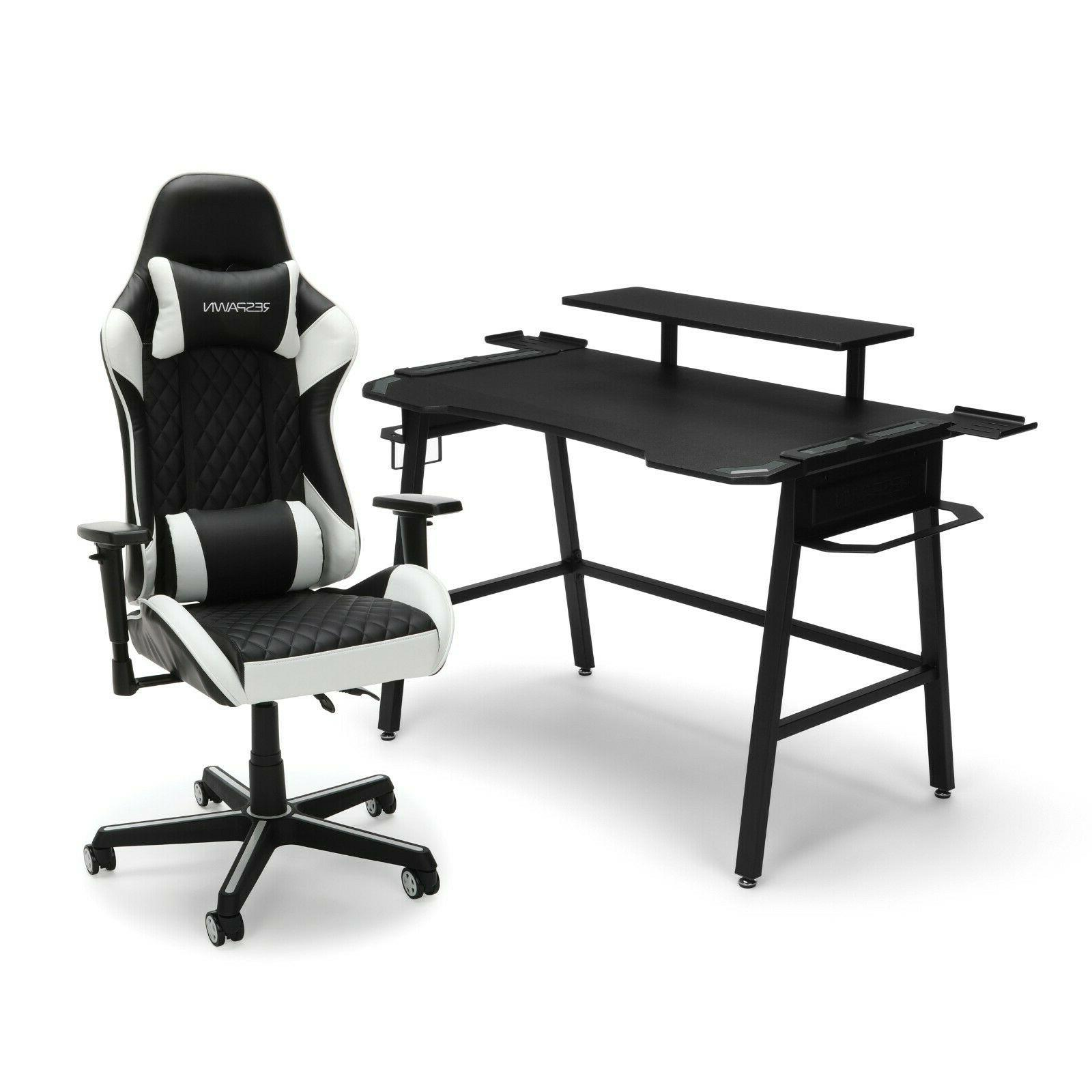 gaming chair rsp 100 and gaming desk
