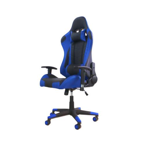 high back ergonomic office gaming chair recliner