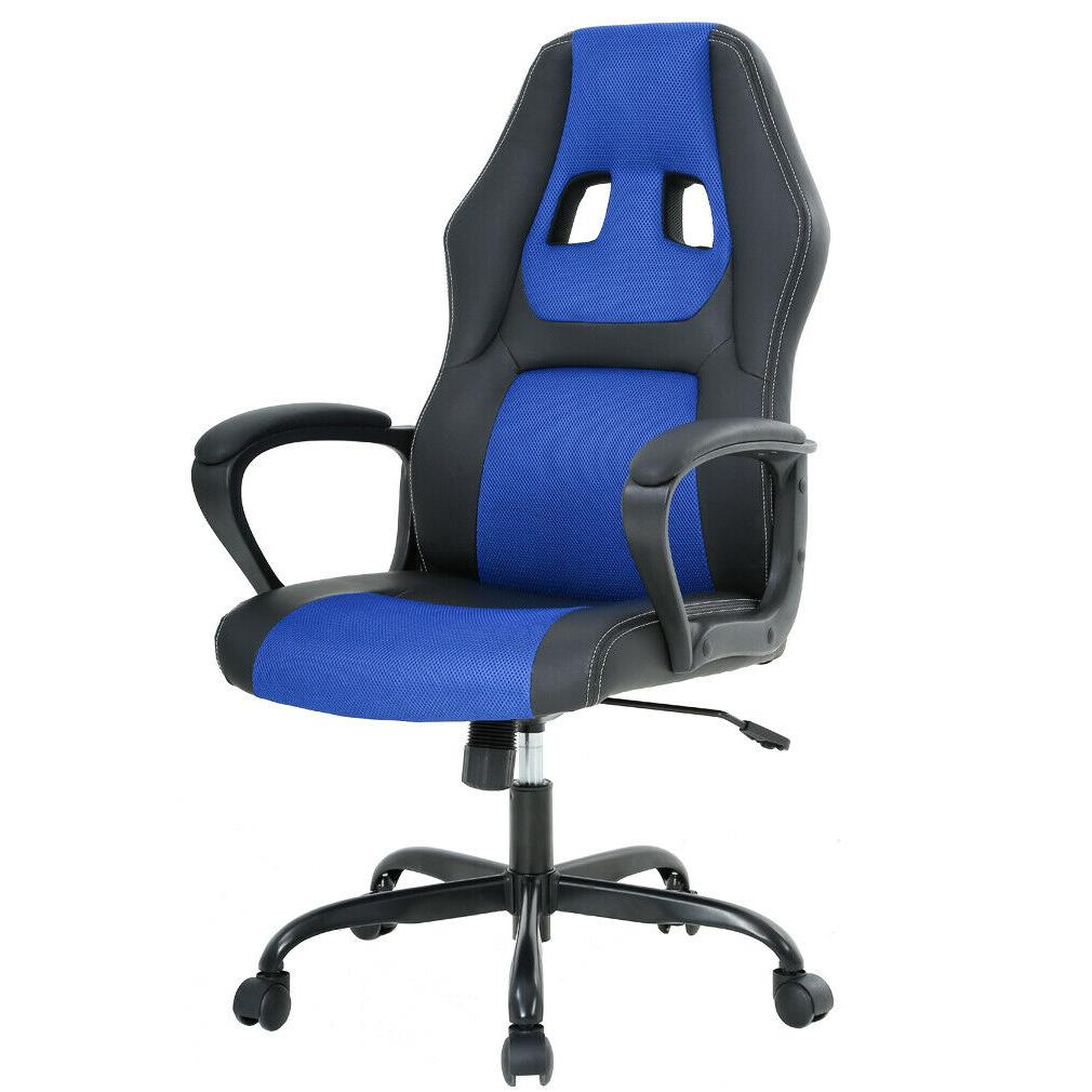 Office Gaming Chair Desk Leather Chair
