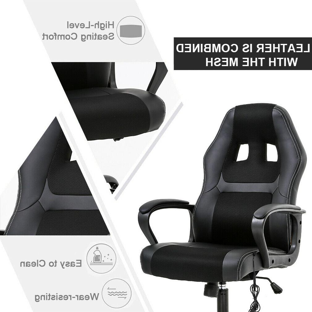 PC Chair Leather