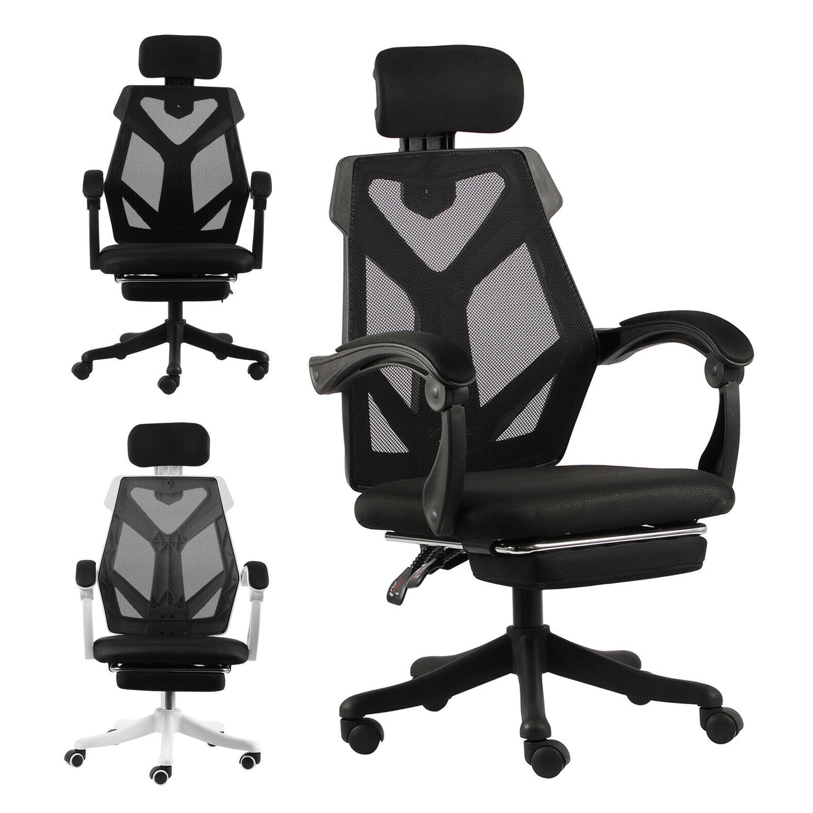 swivel gaming office chair high back adjustment