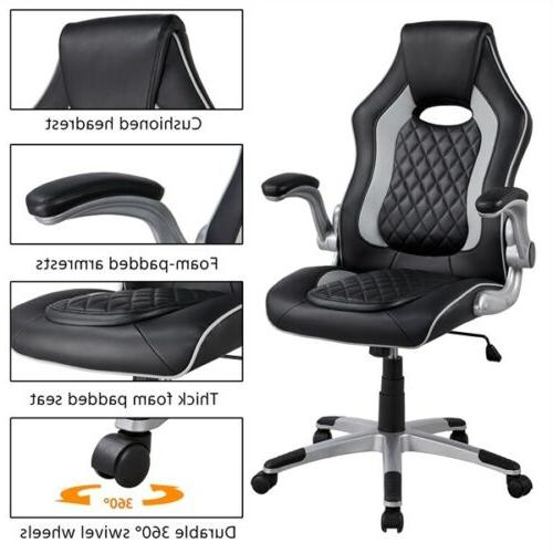Gaming Chair Office Chair Swivel Desk Chair