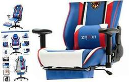 Massage Gaming Chair High Back Gamer Chair for E-Sports, Erg