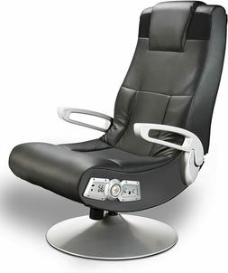 NEW Wireless Video Game Chair Speakers w/ Subwoofer Head Arm