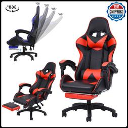 Office Chair Gaming Chair Recliner Racing High-back Swivel T