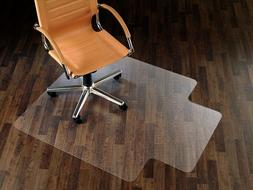 Office Desk Chair Mat for HARDWOOD LAMINATE TILE FLOORS with