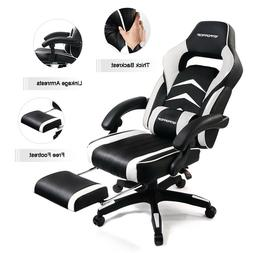 Gaming Chair Racing Style Office Computer Recliner Executive