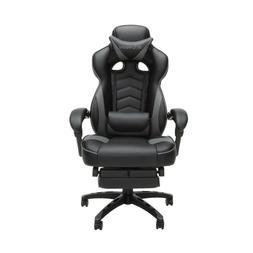 PC Gaming Chair Computer Desk Chairs Ergonomic Reclining Wit
