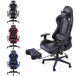 4 colors Gaming Chair Racing Office Home Computer Recliner P