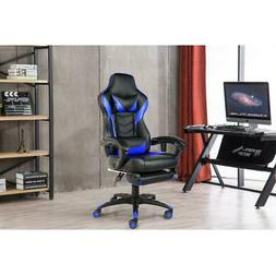Racing Style Gaming Chair Computer Office Chair Drafting Sea