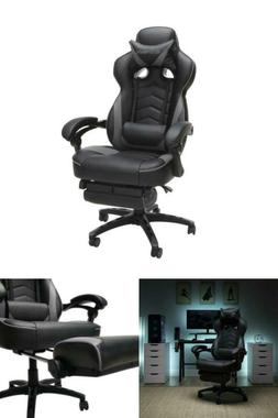 RESPAWN Racing Style Gaming Chair, Reclining Ergonomic Leath