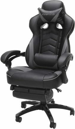 RESPAWN RSP-110 Reclining Ergonomic Gaming Chair with Footre