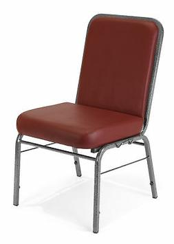 School Furniture 300 Lbs Capacity Armless Stack Chair with S