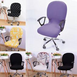 Swivel Chair Cover Stretchable Removable Computer Office Was
